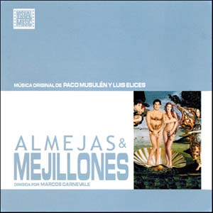 Almejas & Mejillones original soundtrack