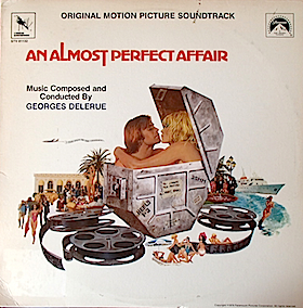 Almost Perfect Affair original soundtrack