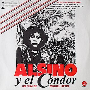 Alsino y el Condor original soundtrack