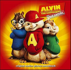 Alvin and the Chipmunks 2: the Squeakquel original soundtrack