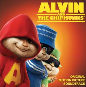 Alvin and the Chipmunks original soundtrack