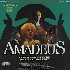 Amadeus 2 original soundtrack