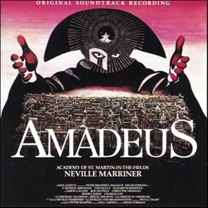 Amadeus original soundtrack