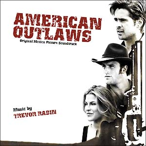 American Outlaws original soundtrack