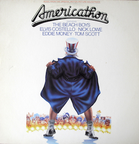 Americathon original soundtrack