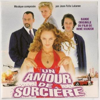 Amour de Sorciere original soundtrack