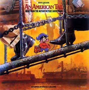 An American Tail original soundtrack