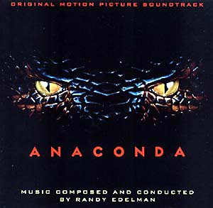 Anaconda original soundtrack