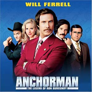 Anchorman original soundtrack