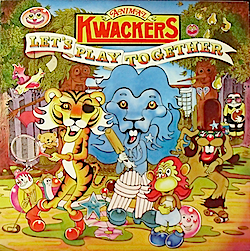 Animal Kwackers: Let's Play Together original soundtrack