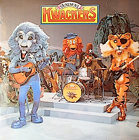 Animal Kwackers original soundtrack