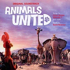 Animals United original soundtrack