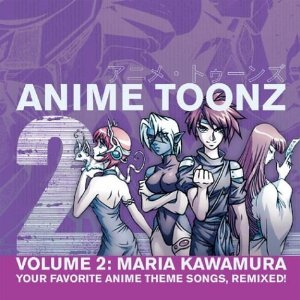 Anime Toonz 2 original soundtrack