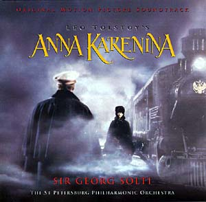 Anna Karenina original soundtrack