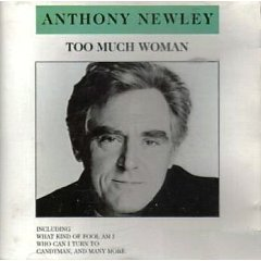 Anthony Newley: Too Much Woman original soundtrack