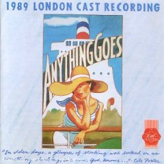Anything Goes original soundtrack