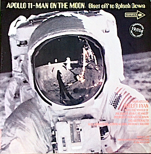 Apollo 11 - Man On THe Moon original soundtrack