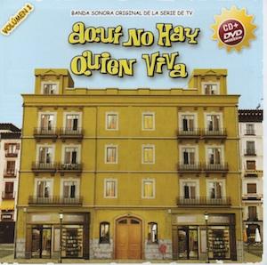 Aqui No Hay Quien Viva original soundtrack