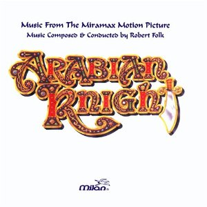 Arabian Knight original soundtrack