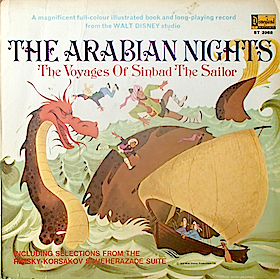 Arabian Nights original soundtrack