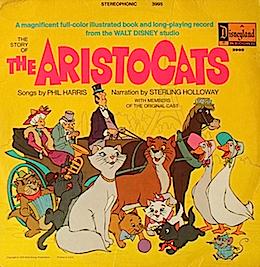 Aristocats original soundtrack