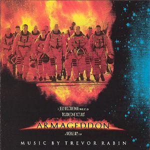 Armageddon: score original soundtrack