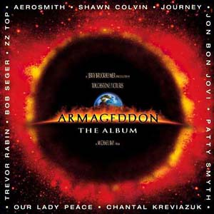 Armageddon original soundtrack