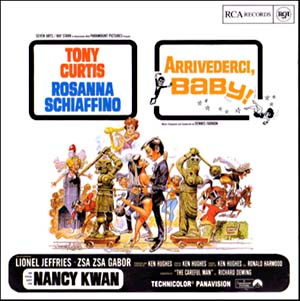 Arrivederci Baby original soundtrack