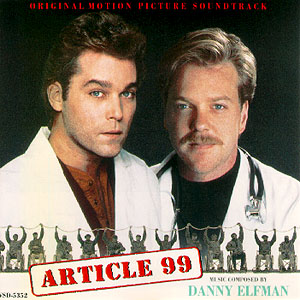 Article 99 original soundtrack