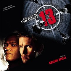 Assault on Precinct 13 original soundtrack