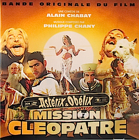 Astérix & Obélix: Mission Cléopâtre original soundtrack