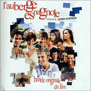 Auberge Espagnole original soundtrack