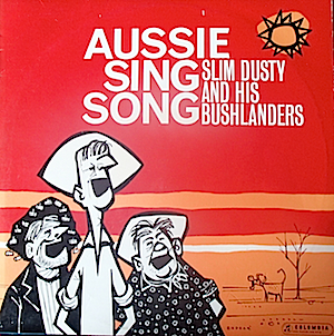 Aussie Sing Song original soundtrack