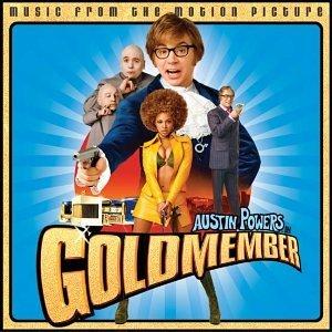 Austin Powers: Goldmember original soundtrack