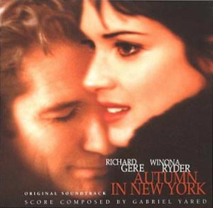 Autumn in New York original soundtrack