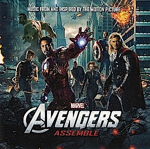 Avengers Assemble original soundtrack
