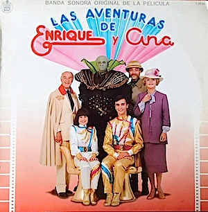 Aventuras de Enrique y Ana original soundtrack