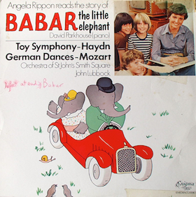 Babar original soundtrack