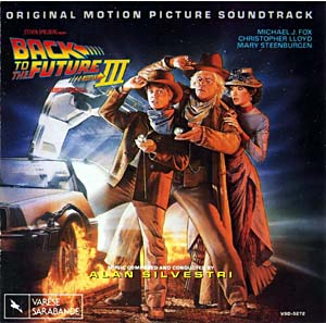 Back to the Future: part III original soundtrack