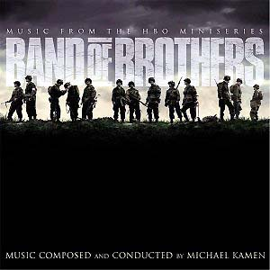 Band Of Brothers original soundtrack