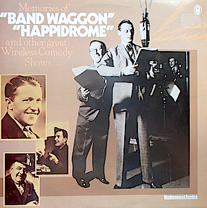 Band Waggon Happidrome original soundtrack