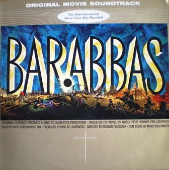 Barabbas original soundtrack