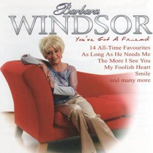 Barbara Windsor: You've Got a Friend original soundtrack