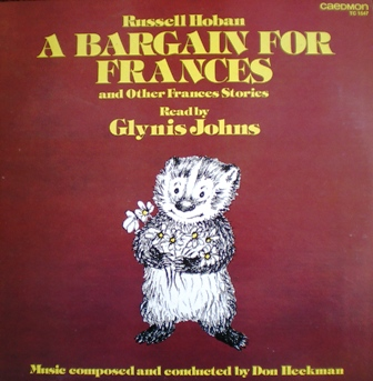 Bargain for Frances original soundtrack