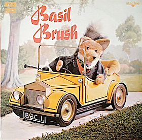 Basil Brush original soundtrack