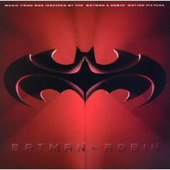 Batman and Robin original soundtrack