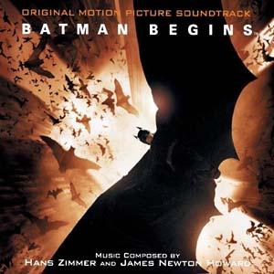 Batman Begins original soundtrack