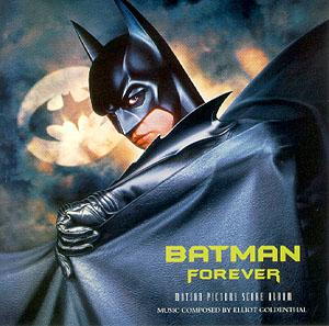 Batman Forever original soundtrack
