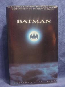 Batman original soundtrack