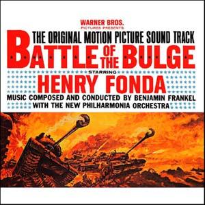 Battle Of The Bulge original soundtrack